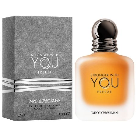 Emporio Armani Stronger with you - Opiniones On line 2