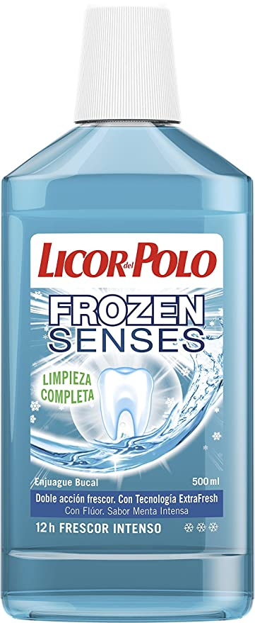 Enjuague Bucal Frozen Senses - Top 5 en Linea 2