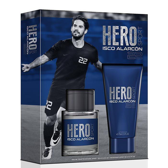 Estuche Hero Sport By Isco Alarcón - Comprar en Linea 2