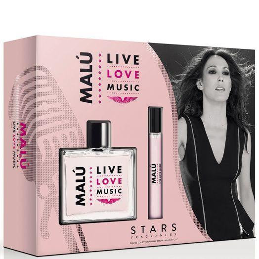 Estuche Malú Live Love Music Spray - Comprar Online 2