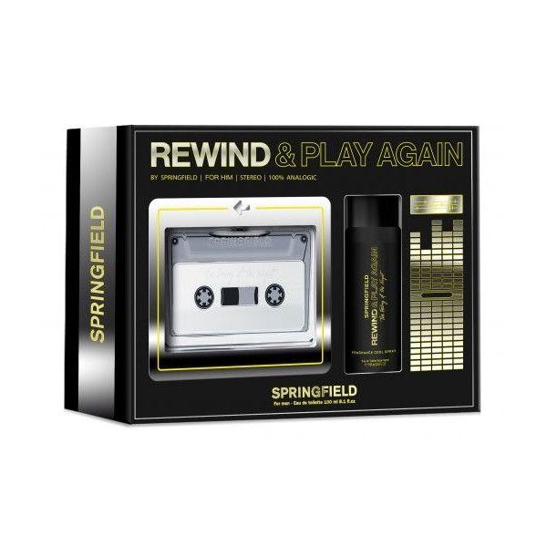 Estuche Springfield Rewind Black - Top 5 en Linea 2