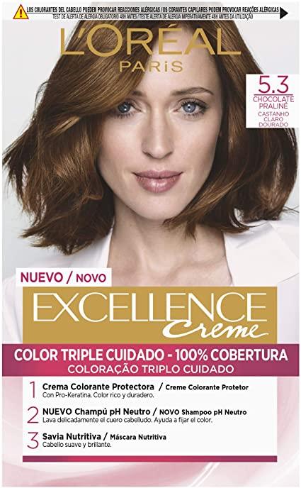 Excellence 5.3 Chocolate Praline - Donde comprar On line 2