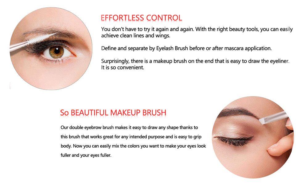 EyeBrow Brush & Comb - Comprar en Linea 2