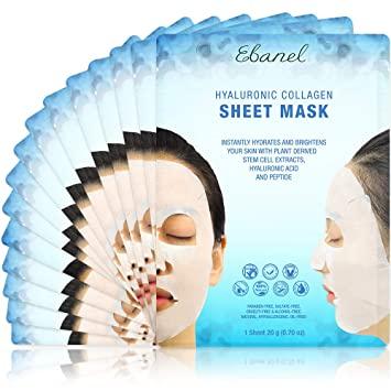 Faced máscara hidratante instantánea anti - Comprar en Linea 2