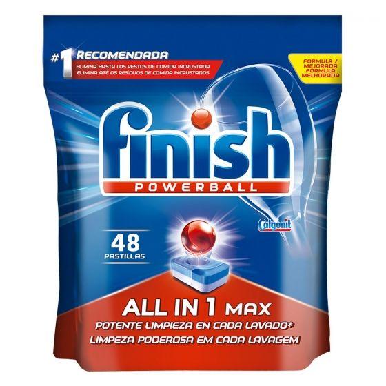 Finish Detergente Todo en 1 -  Mejor selección On line 2