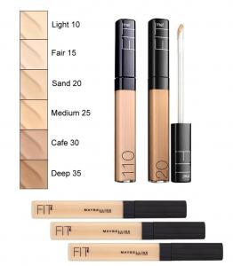 Maquillaje 534