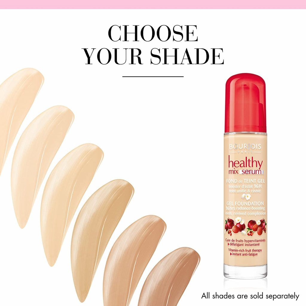 Fondo De Maquillaje Healthy Mix - Top 5 en Linea 2