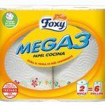 Foxy Papel de Cocina Mega 3 - Top 5 Online