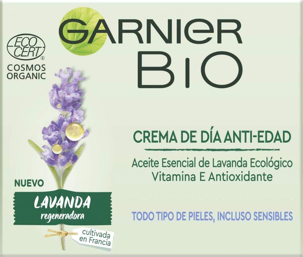 Garnier Bio Lavanda Crema Anti Edad Día - Top 5 On line 2