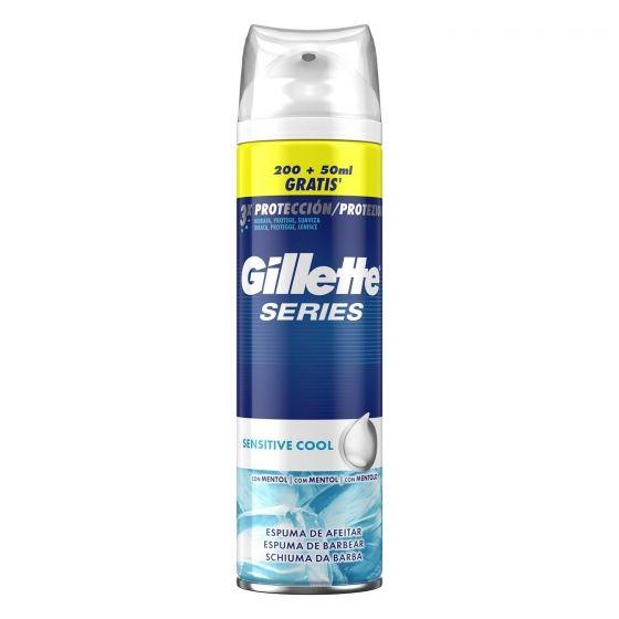 Gel De Afeitado Sensitive Cool Spray - La Mejor selección On line 2