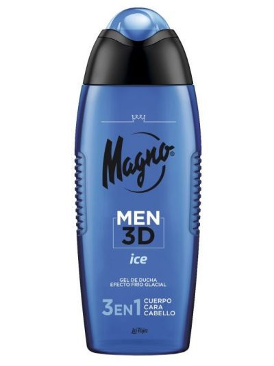Gel Magno Men Ice 400 ml - Comprar en Linea 2