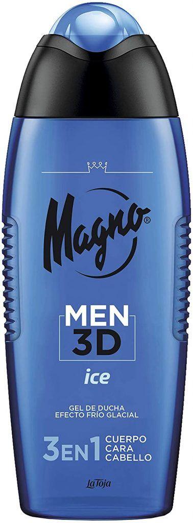 Gel Magno Men Sport 400 ml - Donde comprar On line 2