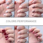 Gel Nail Lacquer French Manicure - Opiniones en Linea