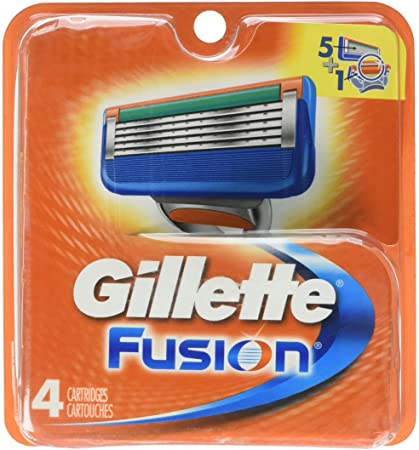 Gillette Fusion Blist 4 Unidades - Opiniones Online 2