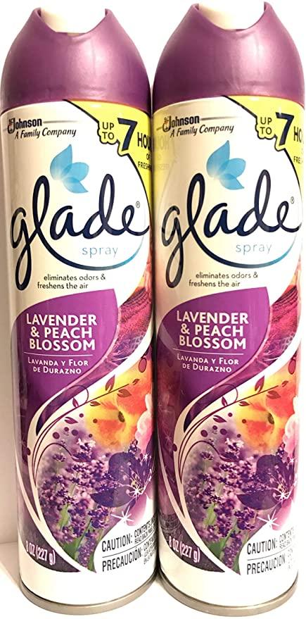 Glade Ambientador Spray Lavanda - Comprar On line 2