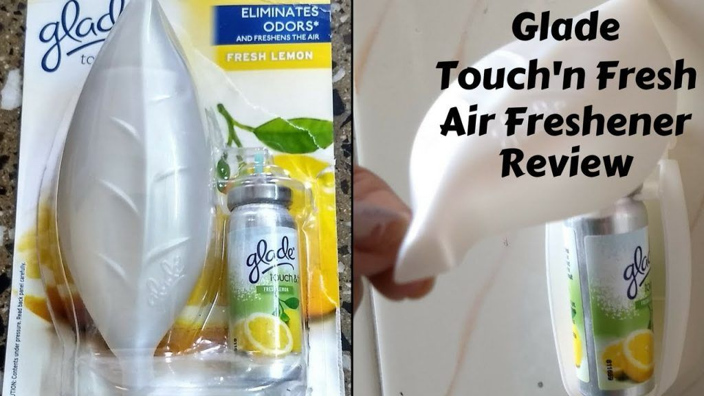 Glade Touch and Fresh - Opiniones Online 2