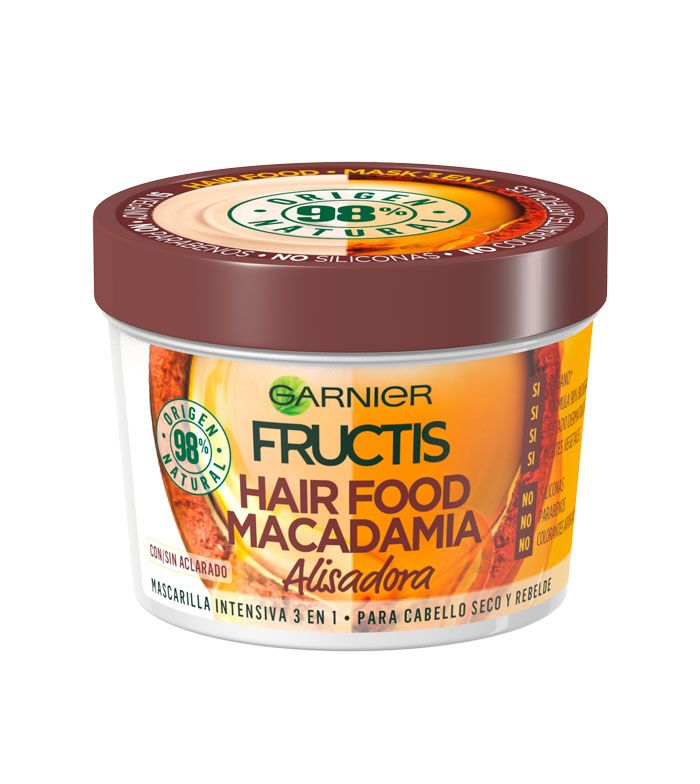 Hair Food Macadamia Mascarilla - Donde comprar On line 2