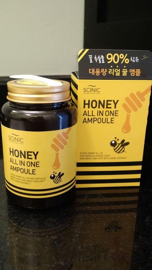 Honey Ampoule - Opiniones en Linea 2