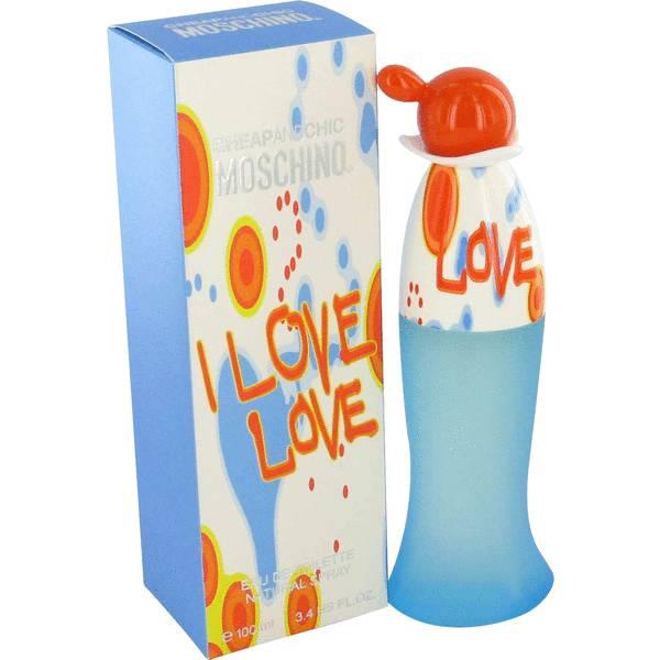 I love love Eau de Toilette - Comprar Online 2
