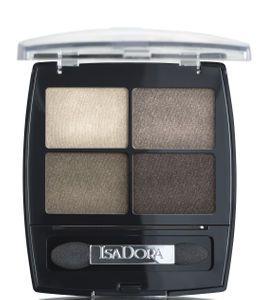 Isadora Eye Shadow Quartet - Top 5 en Linea 2