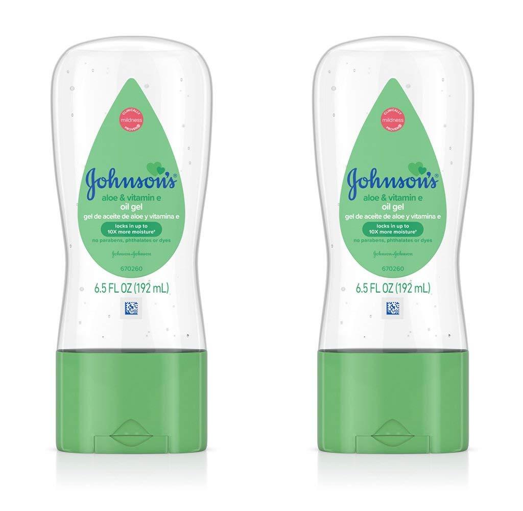 Johnsons Aloe Vera Aceite - Donde comprar en Linea 2