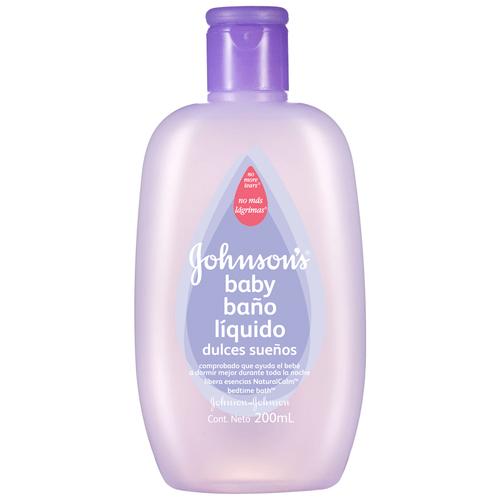 Johnsons Baño Dulces Sueños - Donde comprar en Linea 2