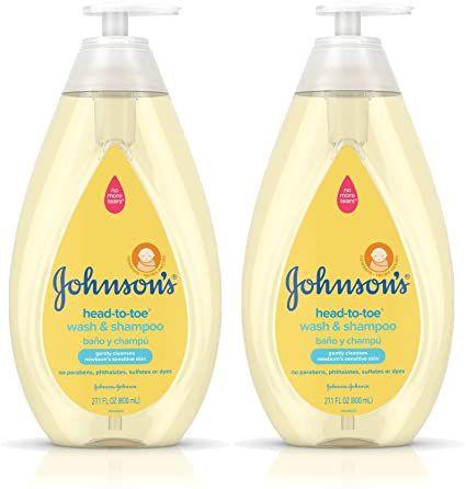 Johnsons Cotton Touch Gel Baño - Comprar en Linea 2