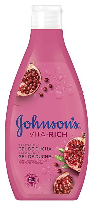 Johnsons Vitarich Gel Granada Iluminador - Comprar Online 2
