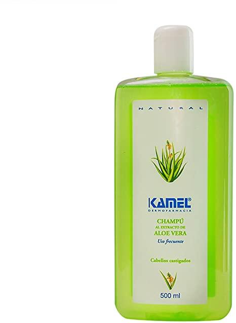 Kamel champú extracto aloe vera - Comprar Online 2
