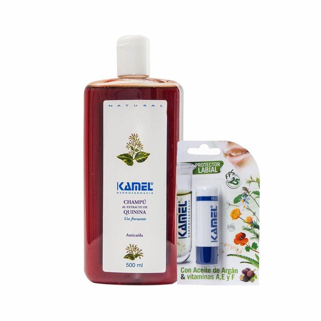 Kamel champú quinina - Comprar On line 2