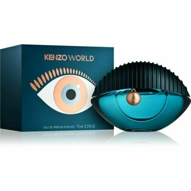 Kenzo World Intense Eau de Parfum - Comprar Online 2