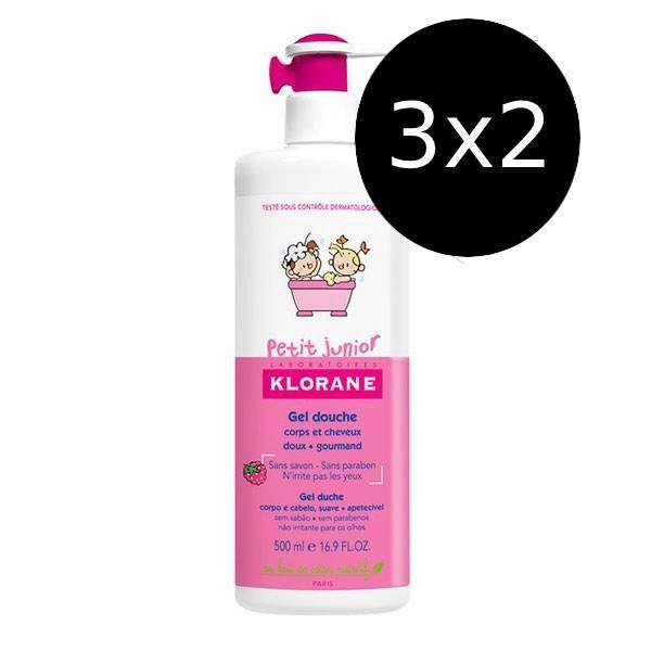 Klorane gel cuerpo y cabello - Opiniones On line 2