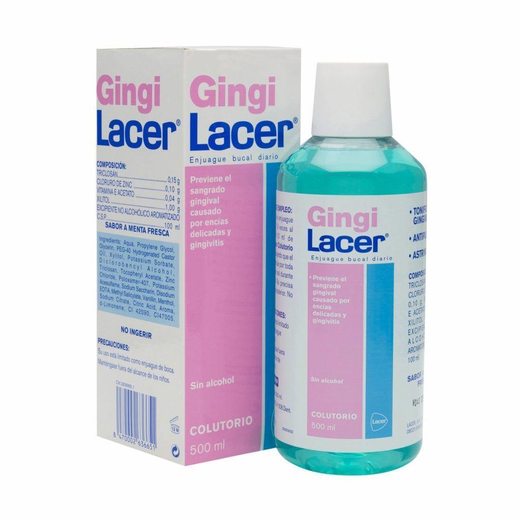 Lacer colutorio gingilacer - Opiniones en Linea 2
