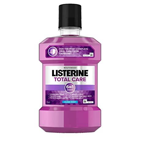 Listerine Cuidado Total Pequeño - Opiniones On line 2