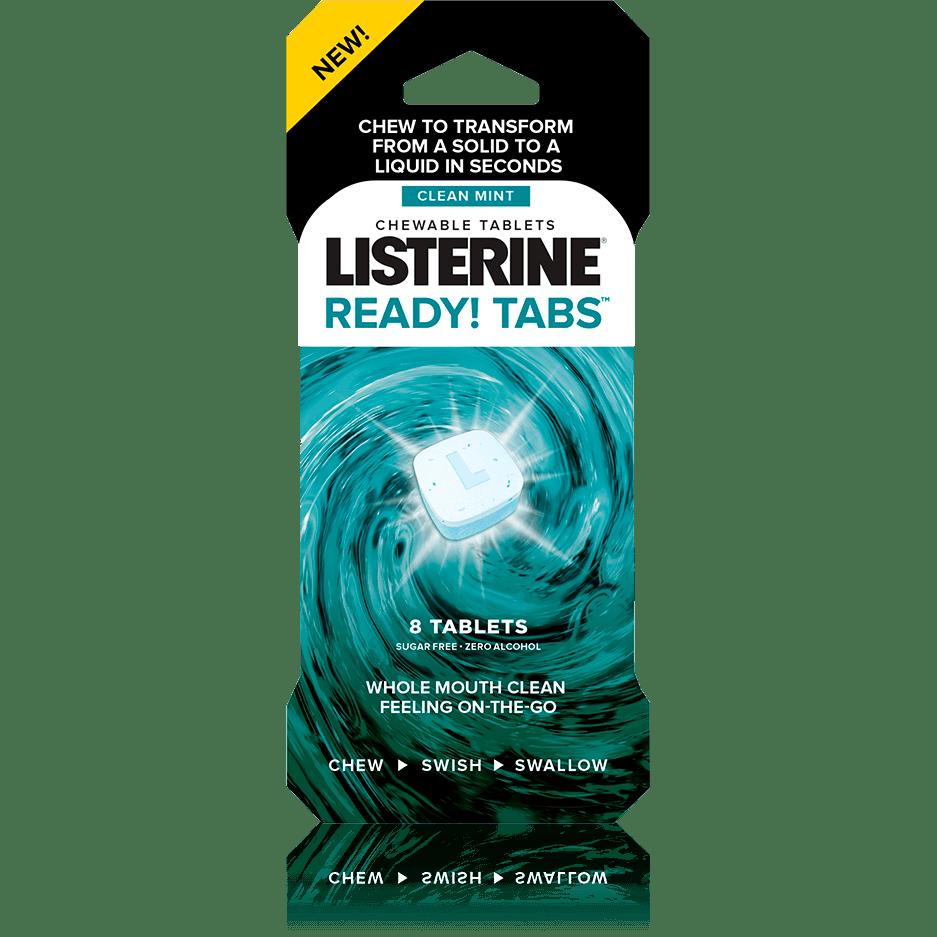 Listerine Go Tabs - Top 5 en Linea 2