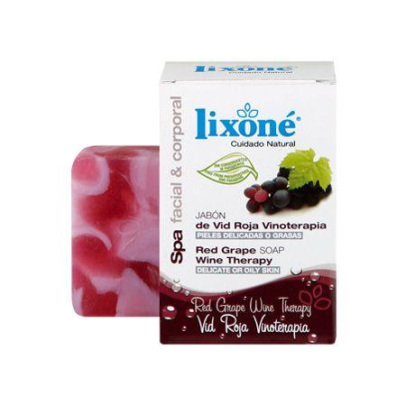 Lixona Jabón De Vid Roja Vinoterapia - Comprar Online 2