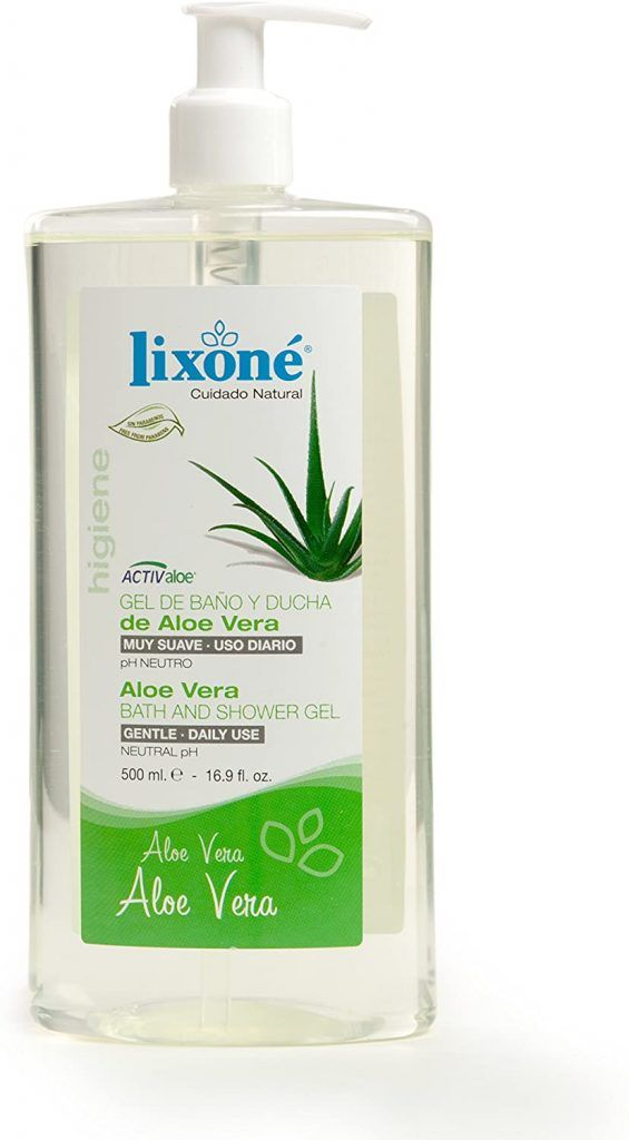 Lixone Gel Baño De Aloe Vera - Donde comprar en Linea 2