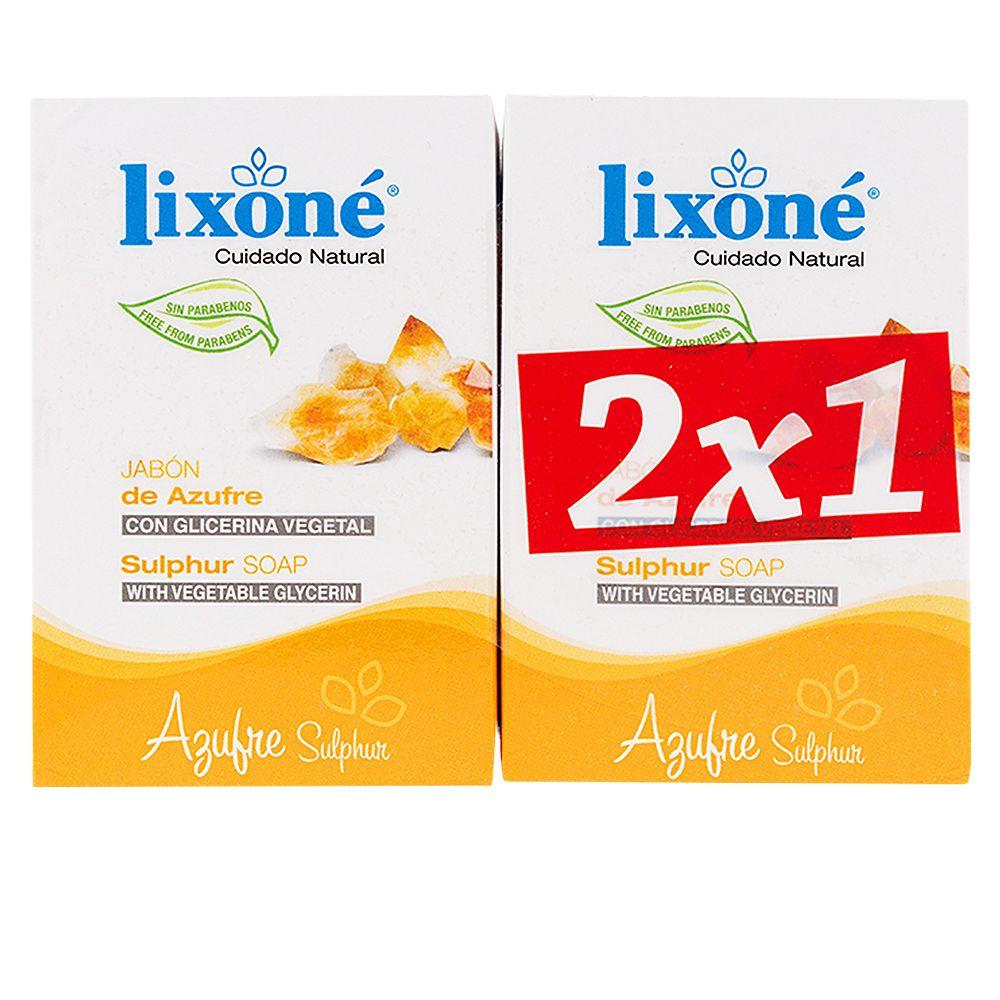 Lixone Jabón Exfoliante Azufre - Donde comprar Online 2