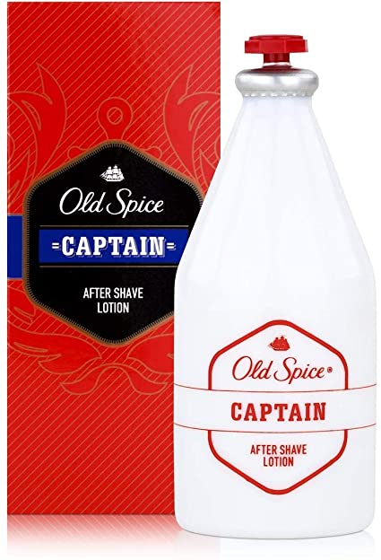 Loción After Shave Old Spice Captain - Opiniones Online 2