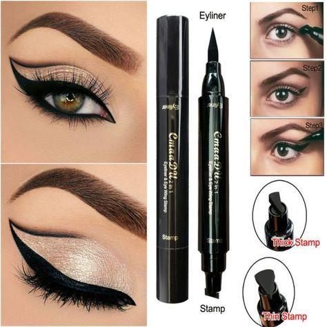 Long Lasting Eyeliner Eyeliner - Mejor selección Online 2