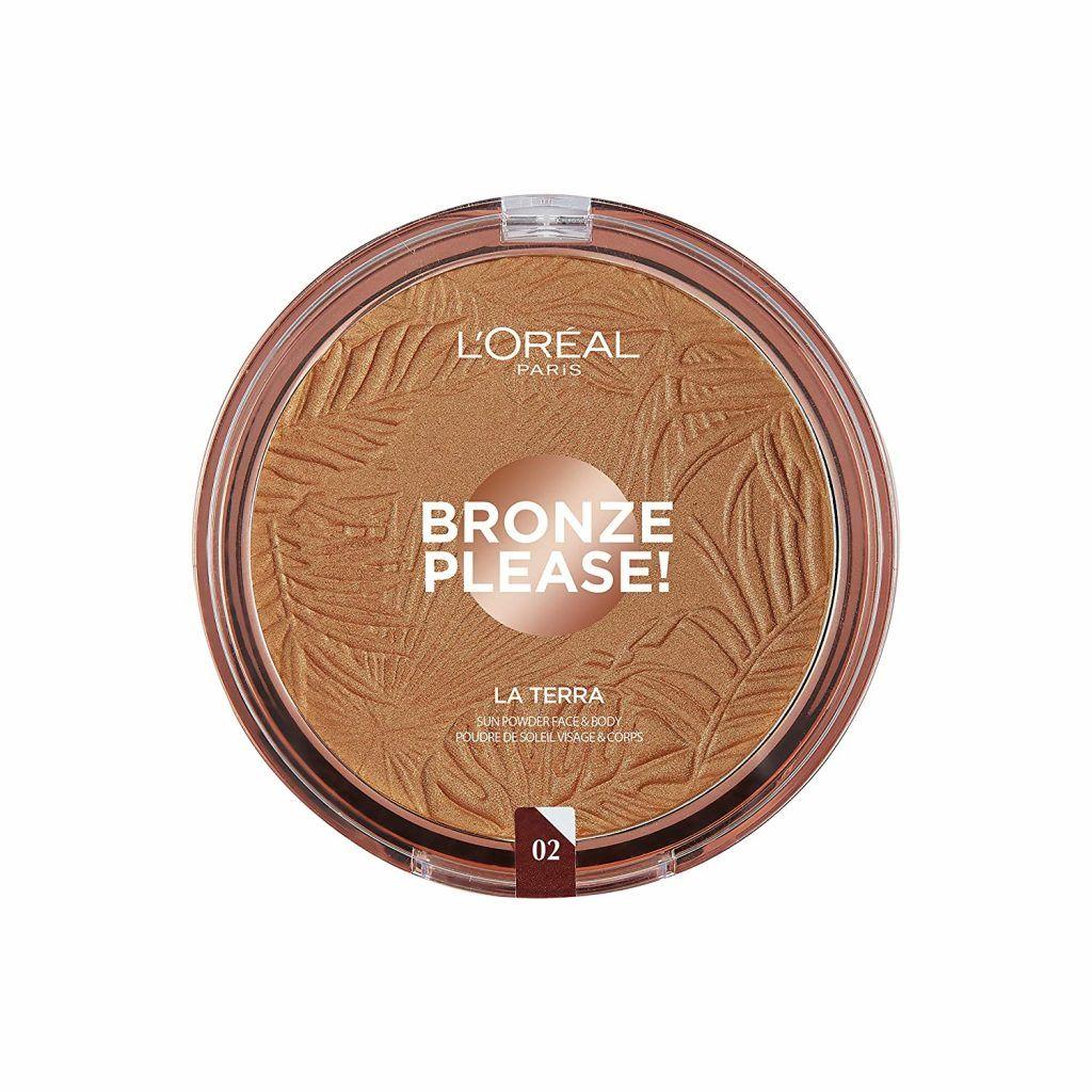 Loreal Glam Bronze Terra - Opiniones On line 2
