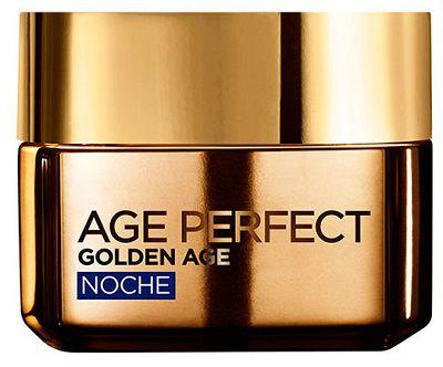 Loreal Golden Age Crema Facial De Noche - Donde comprar On line 2