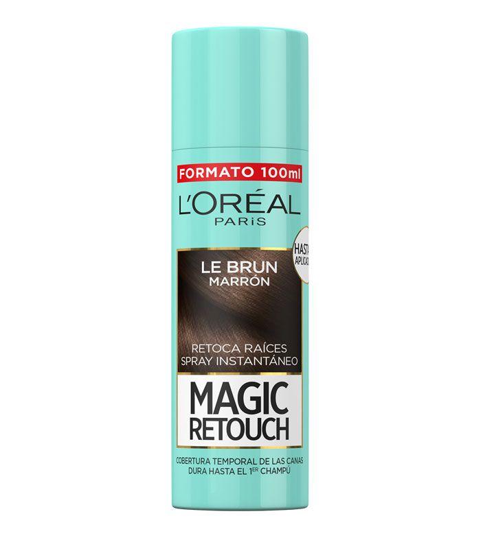 Magic Retouch Spray Castaño - Top 5 en Linea 2