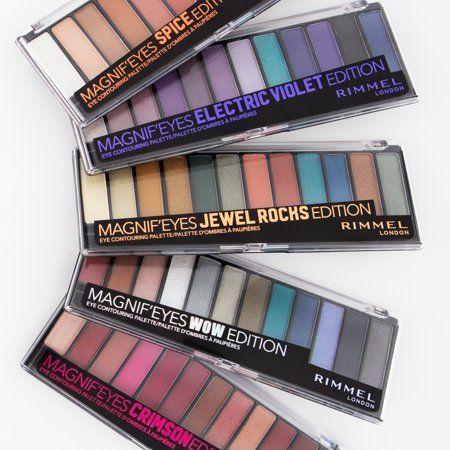 Magnif eyes eyeshadow palette - La Mejor selección Online 2