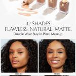 Maquillaje Double Wear Stay - Top 5 Online