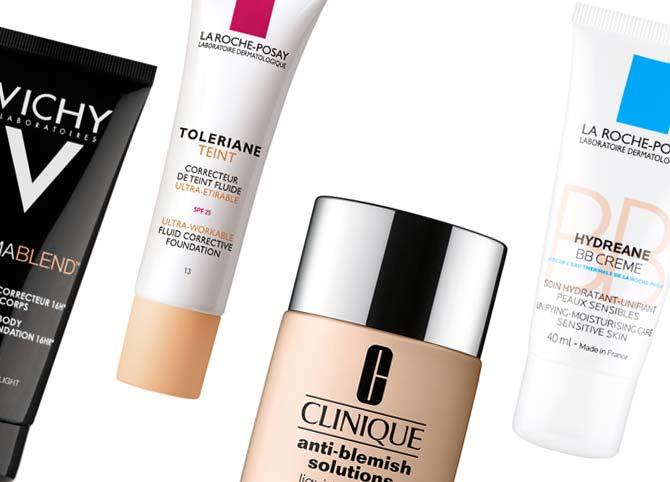 Maquillaje para Piel con Granos Anti - Top 5 en Linea 2
