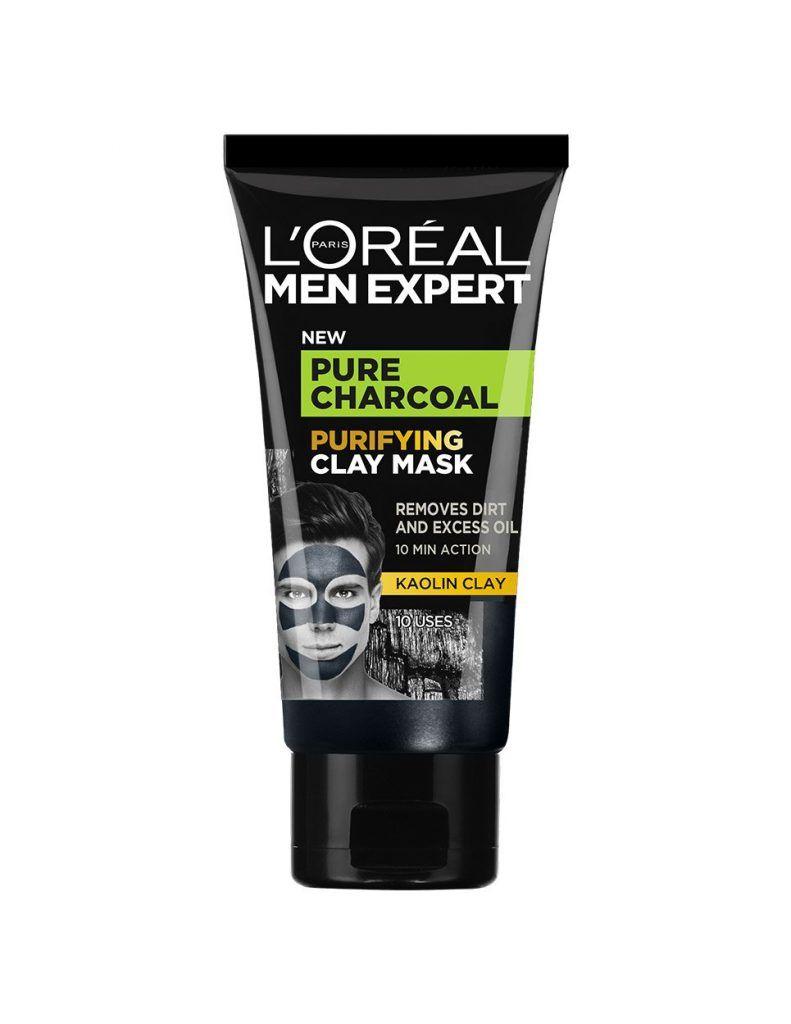 Men Expert Pure Charcoal Mask - Comprar Online 2