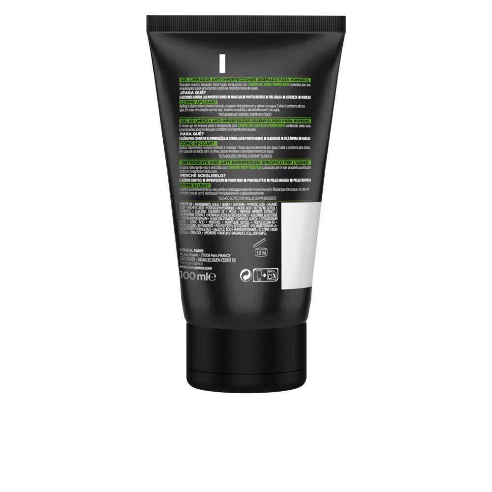 Men Expert Pure Charcoal Wash -  Mejor selección Online 2