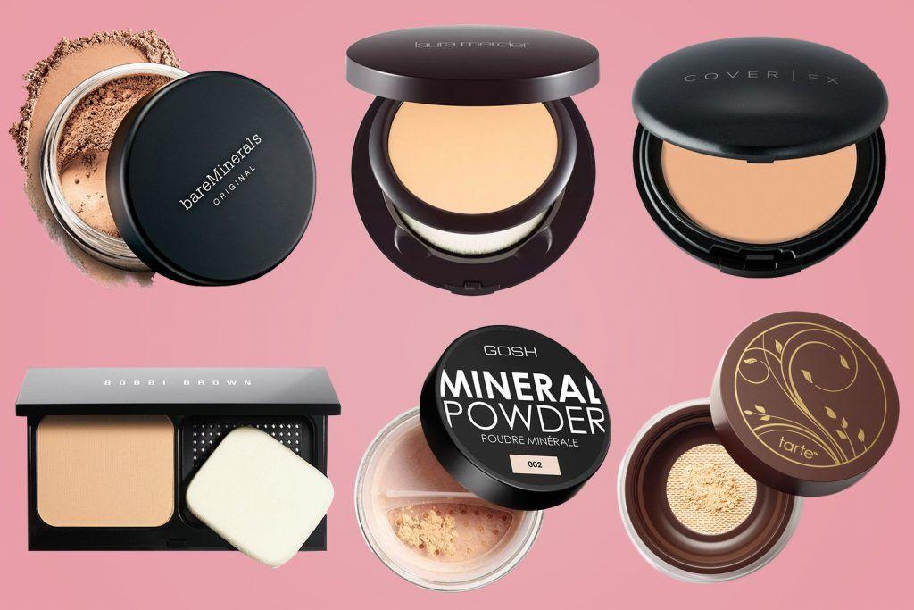 Mineral Powder Foundation - Top 5 Online 2