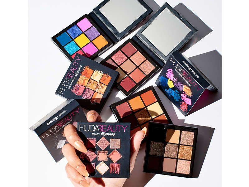 Mini Eyeshadow Palette - Top 5 On line 2